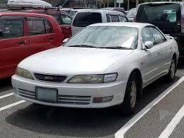 Toyota Carina ED - Wikipedia