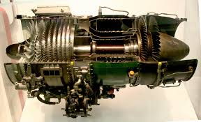 gas turbine the encyclopedia engines and power a jet engine is a reaction engine discharging a fast moving jet that generates thrust by jet propulsion in accordance newton s laws of motion