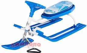 Игрушка SNOWKAT <b>Sweet Baby</b> Snow Rider 2 (<b>снегокат</b>) Blue ...