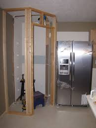 Corner Kitchen Pantry How To Build A Corner Kitchen Pantry Home Design Ideas