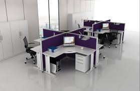 woman office furniture. mesmerizing contemporary office furniture pods with four sections woman