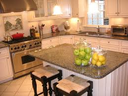 White Kitchens With White Granite Countertops White Cabinets Dark Granite Countertops