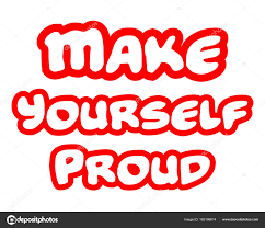 Image result for proud word pic