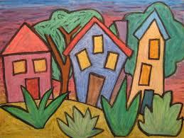 Oil pastels offer almost instant gratification for the artist. Expressionism Archives Teachkidsart