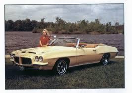 The Mythical 1972 Pontiac GTO convertible: PHS Collectorworld ...