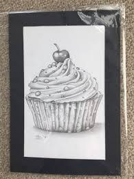 cupcake pencil drawing. Beautiful Cupcake Image 0 And Cupcake Pencil Drawing