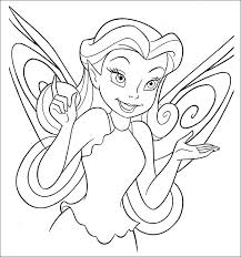Click the ladybird and tinkerbell coloring pages to view printable version or color it online (compatible with ipad and android tablets). 30 Tinkerbell Coloring Pages Free Coloring Pages Free Premium Templates