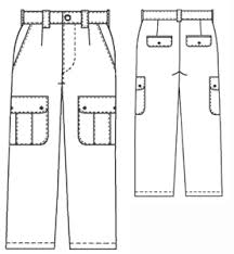 Pants Patterns Amazing Men Pants 48 Cargo Pants