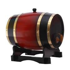storage oak wine barrels. 3L Oak Barrel Red Wine Liquor Storing Bladder Christmas Bar Hotel Sets Wooden Decoration Inner Tant JH101-in From Home \u0026 Garden Storage Barrels