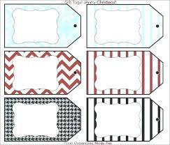 Christmas Gift Labels Templates Word Christmas Gift Labels Template Theflawedqueen Com