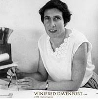 Smashing the Glass Ceiling: Winifred Davenport - Department of Transport  and Main Roads Blog