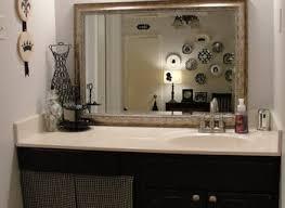 dark mahogany furniture. Bathroom Dark Brown Stained Mahogany Wood Wall Vanity Cabinet Furniture F