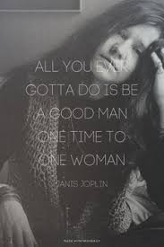 Janis Joplin on Pinterest   Janis Joplin Quotes, Big Brothers and ... via Relatably.com