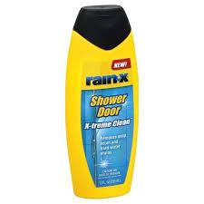 rainx shower door rain x shower door x clean rain x shower door review