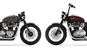 bonneville bobber accessories triumph motorcycles