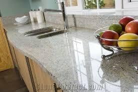 kashmir white kitchen countertop indian white granite island top
