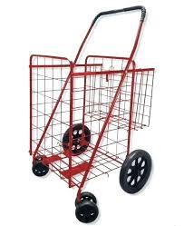 Folding Wheeled Cart Folding Office Cart Tap Image To Zoom