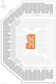 Carrier Dome Syracuse Seating Guide Rateyourseats Com