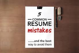 Resume Tips 2016