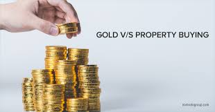 Gold Vs Property Investment