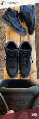 Dr Martens Black Boots Excellent Condition Uk Size 6 Fits
