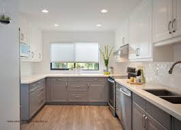2 tone modern kitchens keep your two tone kitchen cabinets with these essential tips hot of