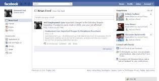 New Facebook Layout Internet Marketing Blog