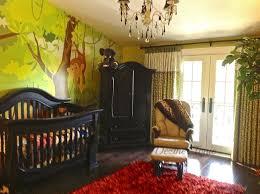 7 luxurius jungle themed bedroom decor
