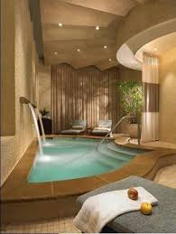 Pool Probably Situated In A Big Bathroom ○○○Dream Homes Gorgeous Big Bathroom Designs