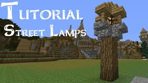 aesthetic lighting minecraft indoors torches tutorial. Minecraft Tutorial: How To Build Street Lamps Aesthetic Lighting Indoors Torches Tutorial A