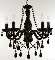 black crystal lighting. Living Room Black Chandelier Crystal Linear Uk Art Deco Lighting H
