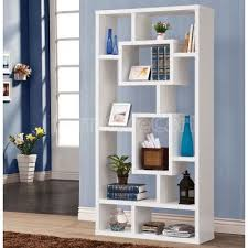 White modern bookshelf Gloss White Modern Bookshelf Pinterest White Modern Bookshelf My Future House Pinterest Bookcase