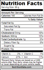 canned sardines nutrition facts photo 11
