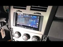 2007 2014 dodge avenger stereo install w steering volume 2007 2014 dodge avenger stereo install w steering volume controls