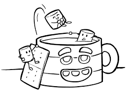 Small Picture Coffee Mug Coloring Page Coloring Pages Blog I love to doodle