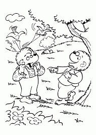 Small Picture The Berenstain Bears Coloring Pages Az Coloring Pages with