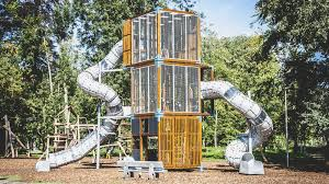 Cubic Range Design Solutions Ltd The Modular Cubic Climbing Cubes Can Be Easily Made Into A