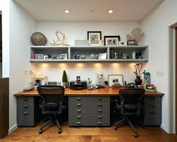 elegant design home office amazing. Awesome Office Interior Brings Coziness And Elegant Look: Home Ideas In Bedroom Best Two Design Amazing A