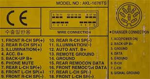 daewoo car radio stereo audio wiring diagram autoradio connector daewoo leganza audio system stereo wiring diagram