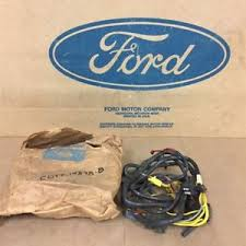 ford f100 wiring harness ebay 1965 Ford F100 Wiring Harness 60 f100 f250 f350 nos oem ford c0tf 14398 b wiring harness wiring harness for 1965 ford f100