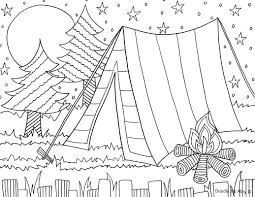 Free Printable Summer Coloring Pages Doodle Art Alley Themed ...