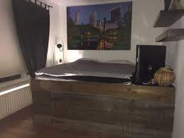 Creative Ikea Hack Platform Bed Diy Youtube Plus Ikea Hack Platform