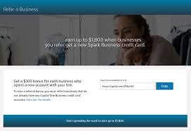 If your friend is approved for their card, you earn a flat $100 in statement credits (up to $500 in total credits per year). Capital One Refer A Friend Earn 500 Per Year