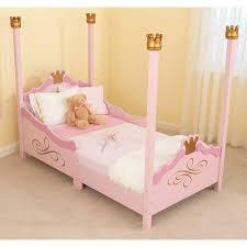 Shop KidKraft Princess Toddler Bed - Ships To Canada - Overstock ...
