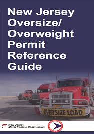os ow quick reference guide new jersey mercial vehicle