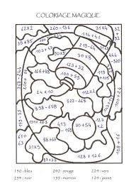 Coloriage Magique Cp Calcul Mental Niveau 2 L L L L L L L L L L