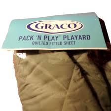Graco Quilted Pack 'n Play Playard Sheet & Graco-Quilted-Pack-n-Play-Playard-Sheet Adamdwight.com