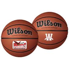 main product image for wilson synthetic leather basketball full size