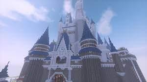 マイクラ シンデレラ 城