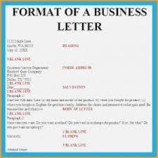 Letterhead Business Letter Business Letter Format With Letterhead Scrumps
